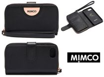 MIMCO Plain Leather Smart Phone Cases