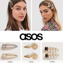 ASOS Barettes Casual Style Street Style Clips