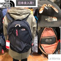THE NORTH FACE Casual Style A4 Plain Backpacks