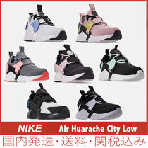 Nike AIR HUARACHE Casual Style Street Style Plain Low-Top Sneakers