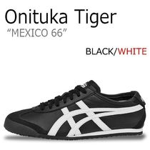 Onitsuka Tiger Street Style Plain Leather Sneakers