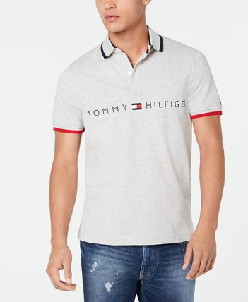 Tommy Hilfiger Polos Plain Cotton Short Sleeves Polos 6