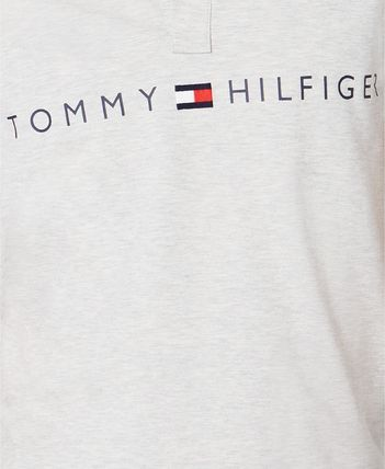 Tommy Hilfiger Polos Plain Cotton Short Sleeves Polos 7