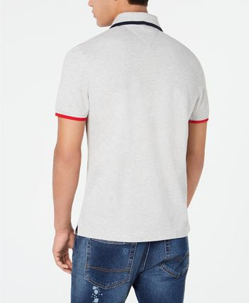 Tommy Hilfiger Polos Plain Cotton Short Sleeves Polos 8