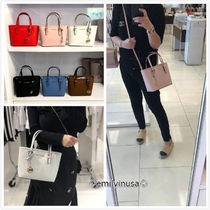 Michael Kors JET SET TRAVEL Saffiano 2WAY Totes