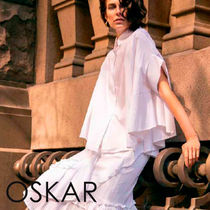 OSKER Office Style Shirts & Blouses