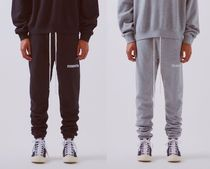 FEAR OF GOD ESSENTIALS Unisex Street Style Pants