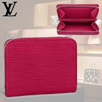 Louis Vuitton ZIPPY COIN PURSE Leather Coin Purses