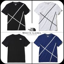 THE NORTH FACE WHITE LABEL Unisex T-Shirts