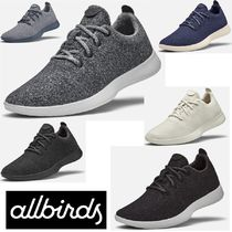 allbirds Runners Unisex Plain Sneakers