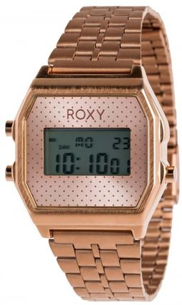 ROXY Casual Style Street Style Square Stainless Digital Watches
