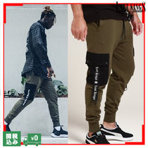 last kings Tapered Pants Unisex Sweat Street Style Collaboration