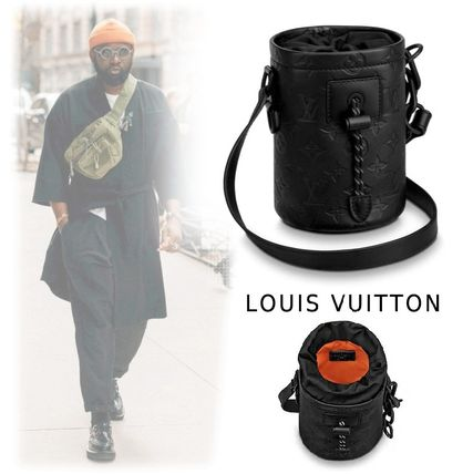 140c7e8b Louis Vuitton 2019-20AW 2019-20AW MONOGRAM MODERN NANO BAG black one size  bag (M44628 )