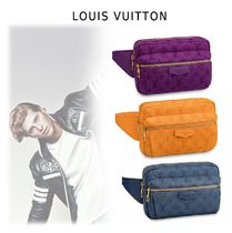 Louis Vuitton 2019-20AW BUMBAG Onyx 91B Oakle Navy one size bag
