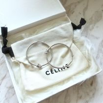 CELINE Elegant Style Earrings