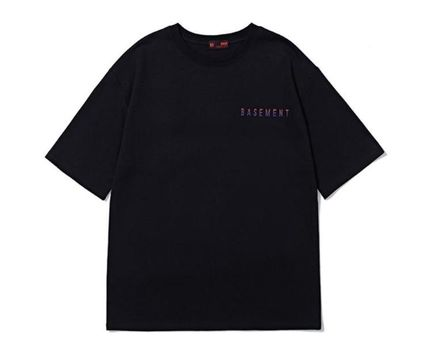 More T-Shirts Unisex Street Style Cotton Short Sleeves T-Shirts 16
