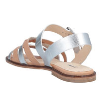 JIL SANDER NAVY Plain Leather Sandals Sandal