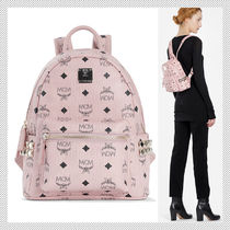 MCM Casual Style Backpacks