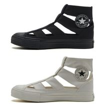 CONVERSE ALL STAR Casual Style Unisex Logo Sandals