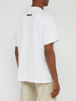 FEAR OF GOD Crew Neck Crew Neck Street Style Collaboration Cotton Short Sleeves 3