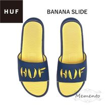 HUF Street Style Shower Shoes Shower Sandals