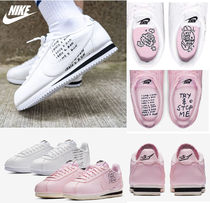 Nike CORTEZ Collaboration Leather Sneakers