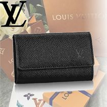 Louis Vuitton TAIGA Leather Keychains & Holders