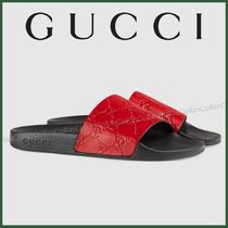 GUCCI Unisex Collaboration Sandals