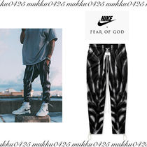 FEAR OF GOD Street Style Collaboration Bottoms