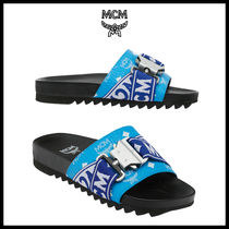 MCM Street Style Sandals