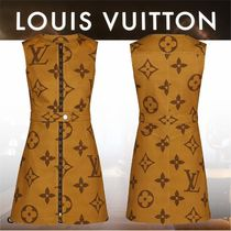 Louis Vuitton MONOGRAM Dresses
