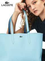 LACOSTE Unisex Street Style Totes
