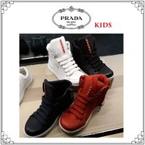 PRADA Kids Girl Sneakers