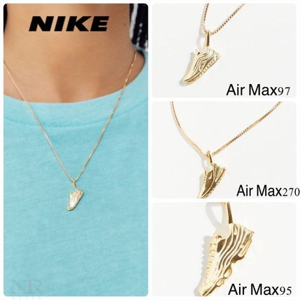 Casual Style Street Style Chain 14K Gold