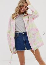 ASOS Other Animal Patterns Medium Outerwear