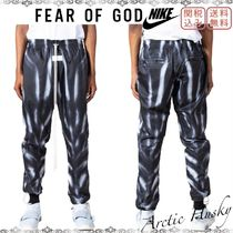 FEAR OF GOD Unisex Street Style Cotton Pants