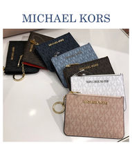 Michael Kors JET SET TRAVEL Saffiano Card Holders