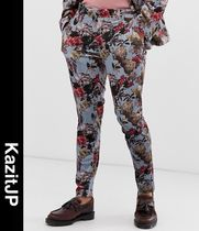 ASOS Flower Patterns Skinny Fit Pants