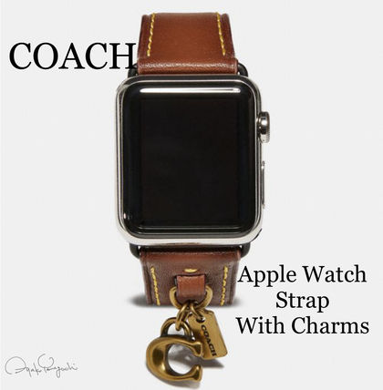 Coach More Watches Leather Elegant Style Watches