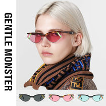 FENDI Unisex Street Style Collaboration Sunglasses