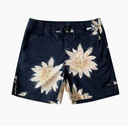 Flower Patterns Swimwear