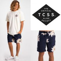 TCSS Flower Patterns Beachwear
