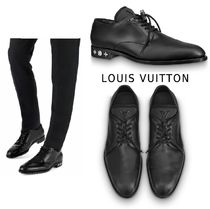Louis Vuitton 2019-20AW LV FORMAL LINE DERBY black 5.0-10.0 shoes