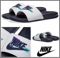 Nike Unisex Street Style Shower Shoes Shower Sandals