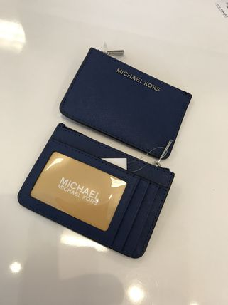 Michael Kors JET SET TRAVEL Saffiano Keychains & Bag Charms