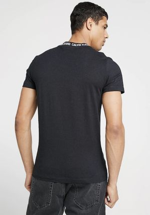 Calvin Klein More T-Shirts Street Style Short Sleeves T-Shirts 3