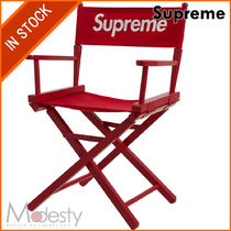 Supreme Street Style Collaboration Table & Chair