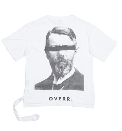 OVERR More T-Shirts Unisex Street Style Cotton Short Sleeves Oversized T-Shirts 12