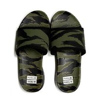 Camouflage Street Style Collaboration Shower Shoes