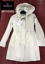 MONCLER ANTHEMIS Plain Medium Coats
